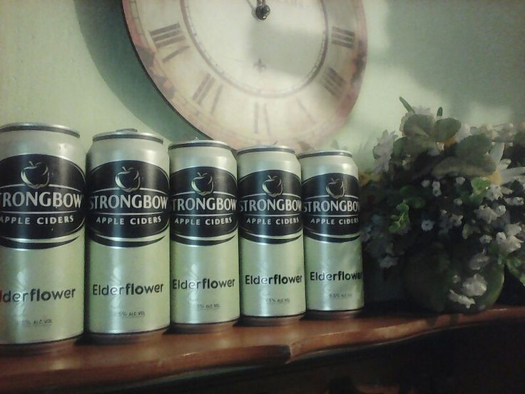 It's a Strongbow tme....:)))))