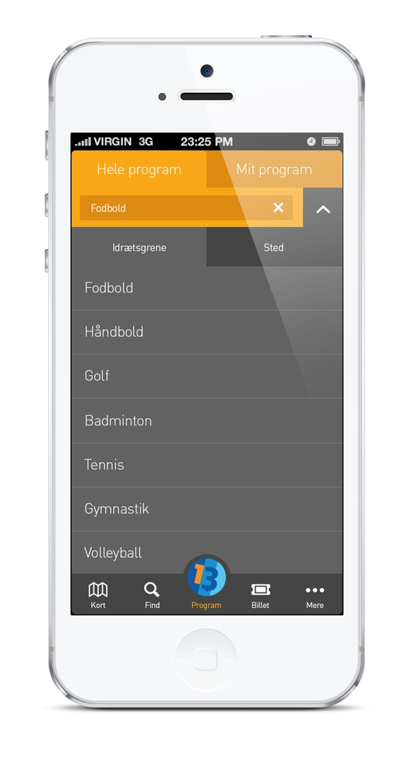 DGI L2013 App. by Morten Lybech, via Behance
