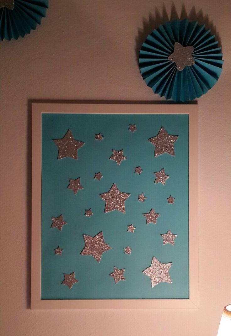 Diy, party, baby boy, erkek bebek, süsleme, stars, yıldız