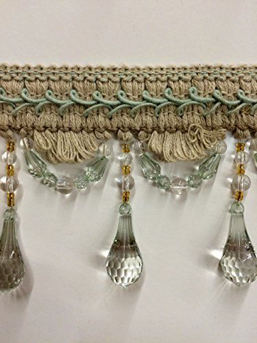 51 Best Crystal Beaded Tassels Trims Great For Lampshdes