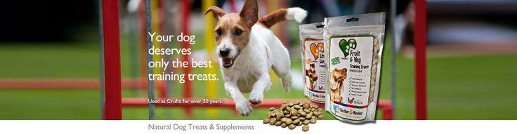 Dog Training Treats | Dog Treats UK - Barker & Barker --- http://www.barkerandbarkertreats.co.uk/