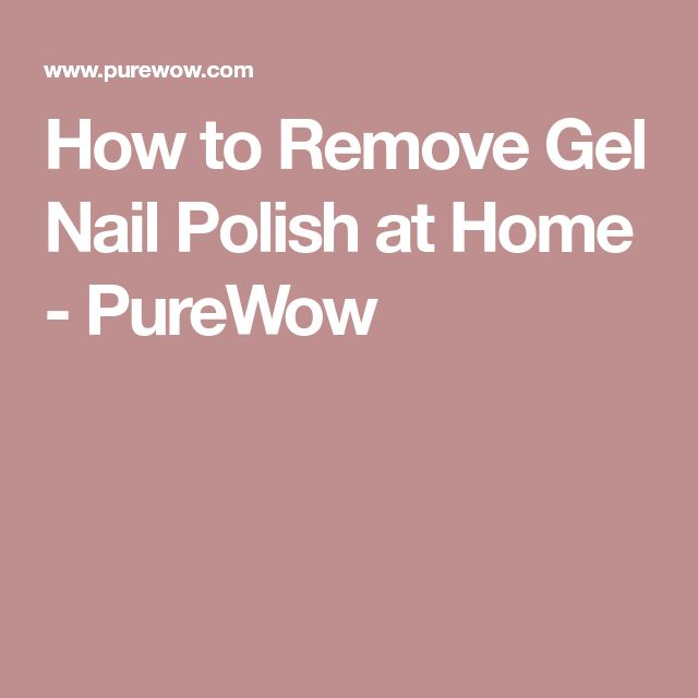 how to make nail polish remover at home without acetone