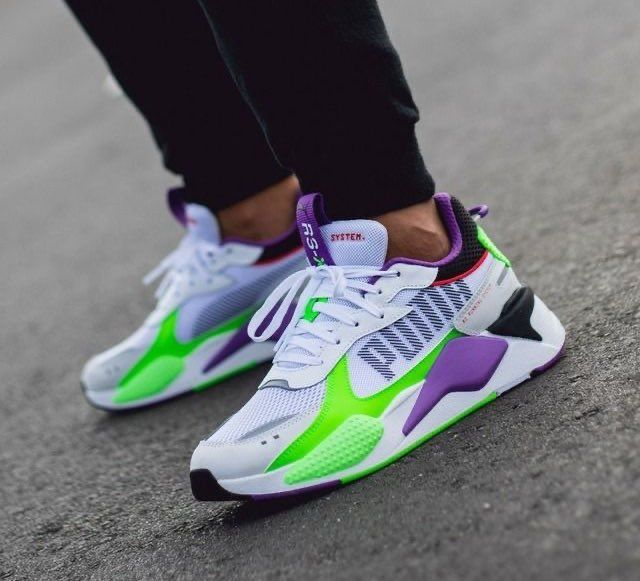 Puma Rs X Bold Buzz Lightyear 59 99 Free Shipping Sneaker Steal Sneakers Men Fashion Mens Puma Shoes Sneakers Fashion
