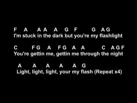 Flashlight - Jessie J Music Notes & Lyrics - YouTube