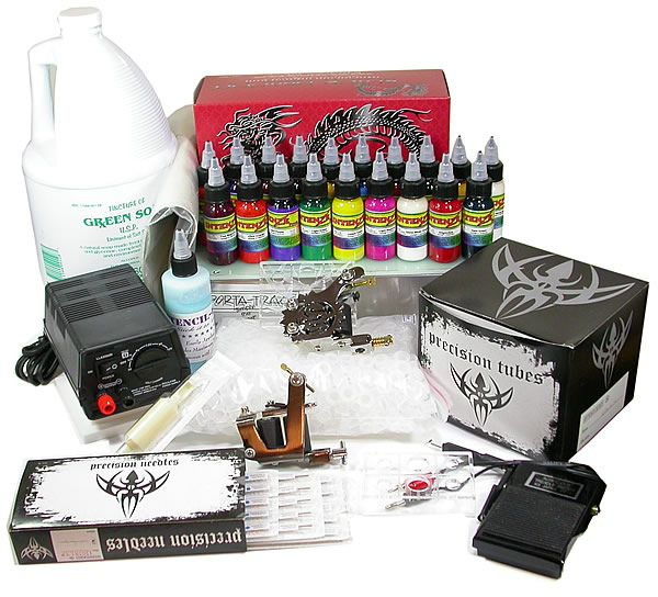 Tattoo Kits For Sale Cheap
