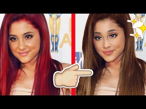Ariana Grande Nose Job 2016!! - YouTube