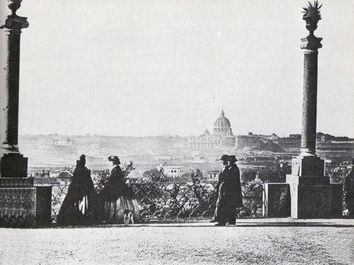 La passeggiata di Ripetta, c. 1865