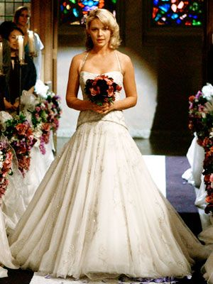Best TV Wedding Dresses | StyleCaster