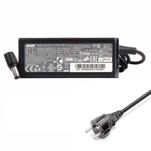 Original Acer Aspire F 15 F5 571 52z6 Adaptateur Chargeur 45w Chargeur Cable Adaptateurs