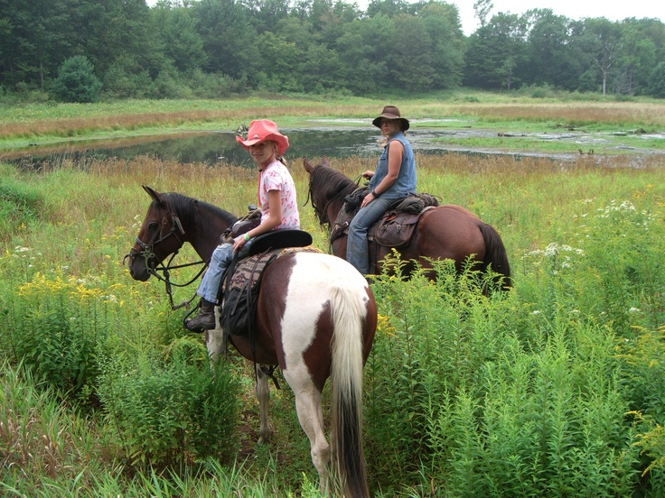 Horseback riding wellsboro pa