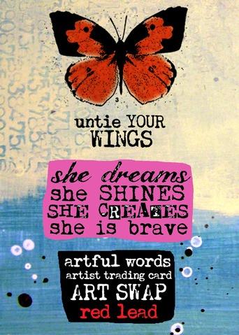 Artful Words ATC new Swap