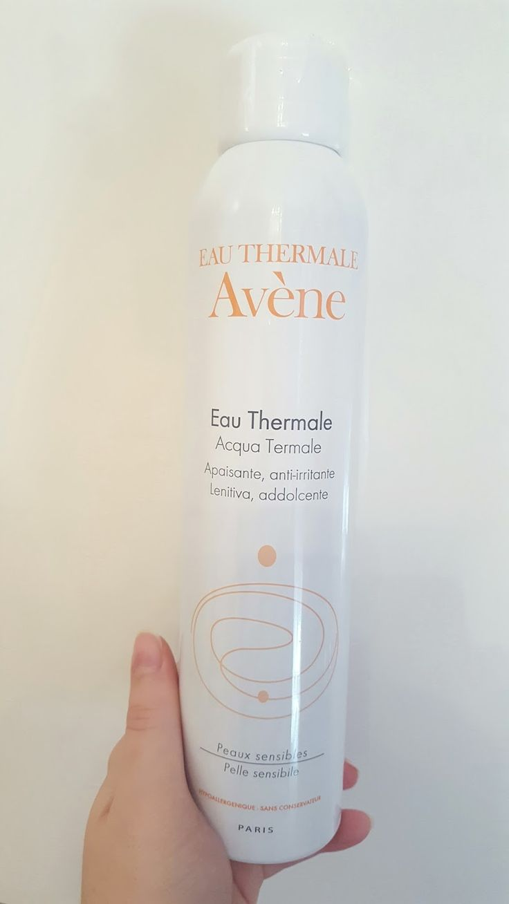 Review Eau Thermale Avène / Recensione Acqua Termale Avène #avene #acquatermale #eauthermale