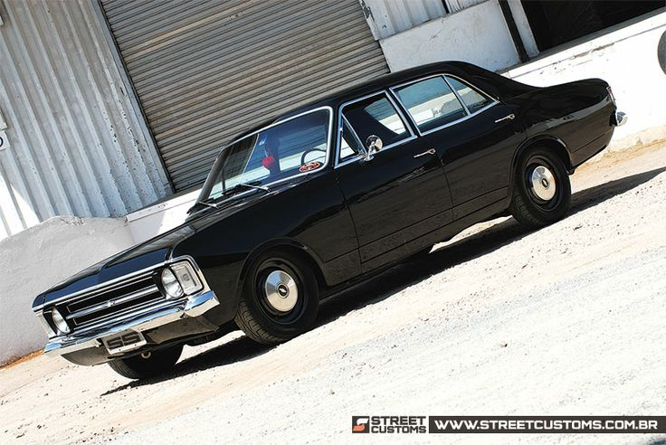 Chevrolet Opala - Brazil.