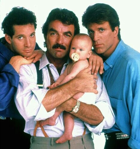Three men and a baby | Favorite Movies | Pinterest