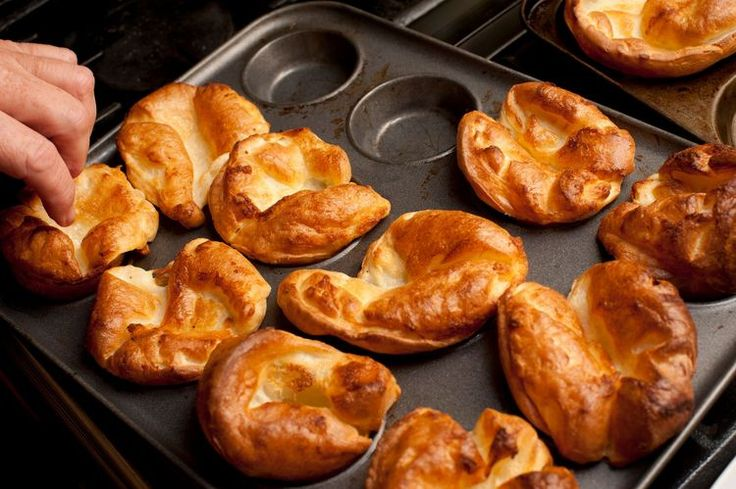 5 Suggestions for Your Yorkshire Pudding Tin