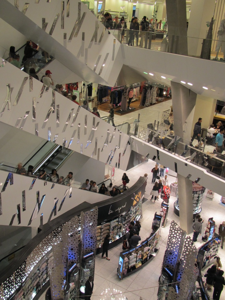 MYER Department store Melbourne 2011