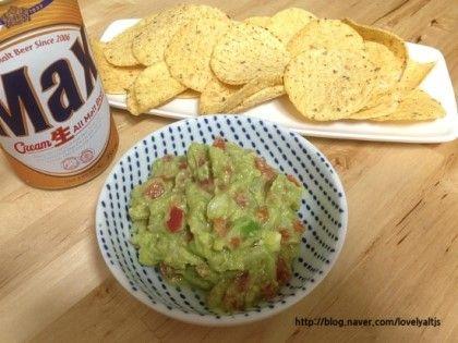 아보카도 맛있게 먹기! - 과콰몰리 아보카도 요리 : 네이버 블로그