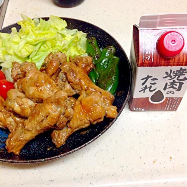 創味 焼肉のタレを使ってタンドリーチキン - 6件のもぐもぐ - 創味 焼肉のタレを使ってタンドリーチキン by chipikuma