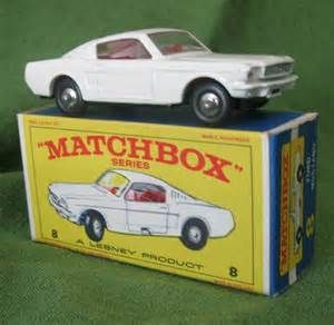 Vintage Matchbox Cars and Trucks  I think I had this one - a little switch on the left-hand side moved the steeringI think!