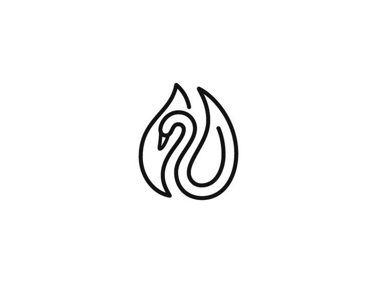 Swan by David Dreiling