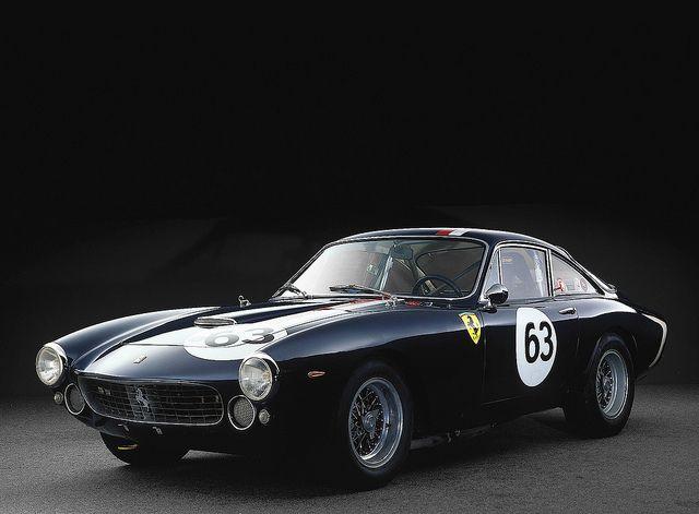 1964 Ferrari 250gt Berlinetta Lusso Competizione
