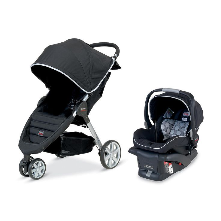Best Infant Car Seat And Jogging Stroller Combo The B Agile Stroller From Britax Is A Lightweight Compact