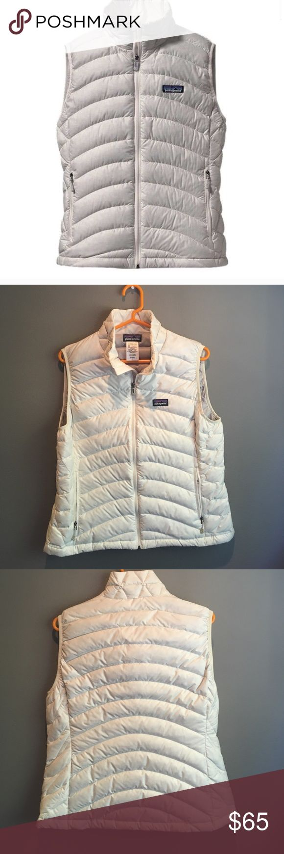 Down Vest Down vest! Seriously in great new condition. Worn maybe 5 times? Made of goose feathers-extremely warm! Bought for $100 at Patagonia shop. Patagonia Jackets & Coats Puffers