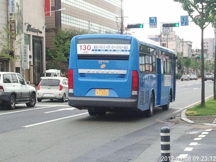 버스 뒷모습 - Google 검색