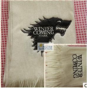 Winter is Coming Game of Thrones House of Stark Large Big Warm Scarf //Price: $55.97 & FREE Shipping //     #got #jonsnow #asoiaf #asongoficeandfire #stark #hbo #lannister  #daenerystargaryen #targaryen #daenerys #aryastark #khaleesi   #sansastark #winteriscoming #gameofthronesfamily #emiliaclarke #georgerrmartin  #cerseilannister #tyrionlannister #love #baratheon