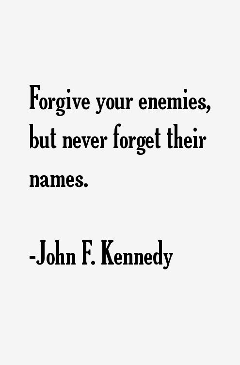 John F. Kennedy Quotes & Sayings