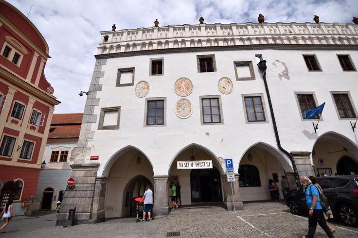 Town Hall - Cesky Krumlov