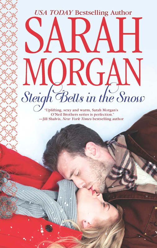 Amazon.com: Sleigh Bells in the Snow (Hqn) eBook: Sarah Morgan: Kindle Store