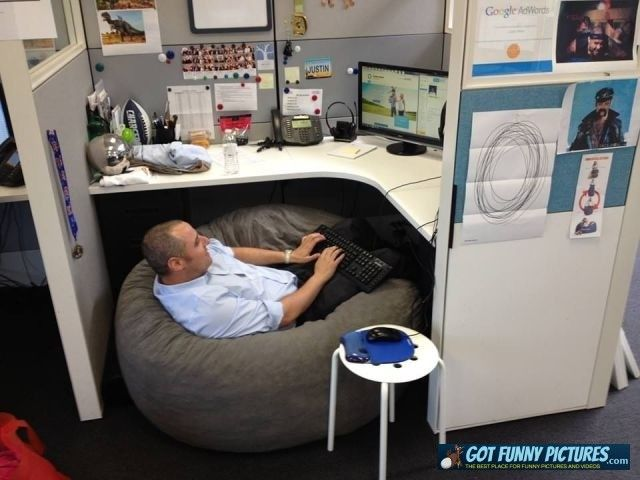 50 Best Funny Office Cubicle Images On Pinterest Funny