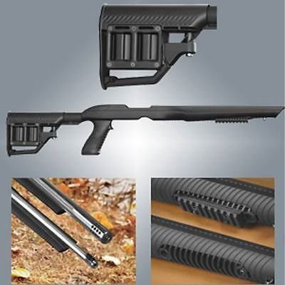 Other Hunting Gun Smithing 177883: Tacstar Adaptive Tactical Black Ruger 10-22 Stock 1081039 -> BUY IT NOW ONLY: $106.11 on eBay!