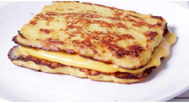 Une recette de grilled cheese pas ordinaire! Plus 3 recettes qui vous épateront!
