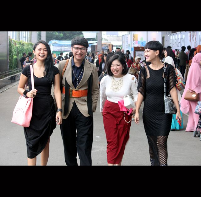 Indonesia Fashion Week 2015, Day 1 & 2 | Style.com Indonesia