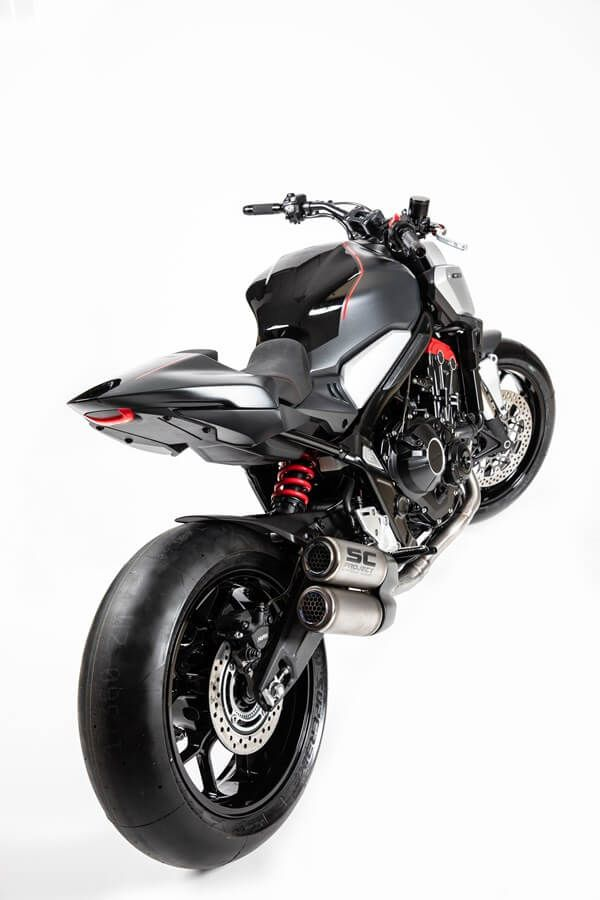 Cat Auto: Honda unveils new sporty NSC50R, classic naked