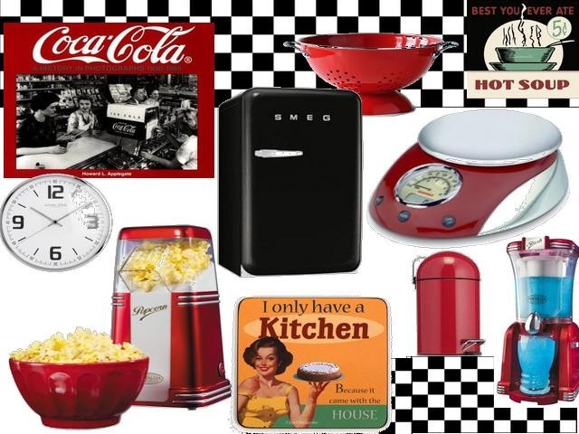 1000 Images About Interiors American 50 S Diner Kitchens