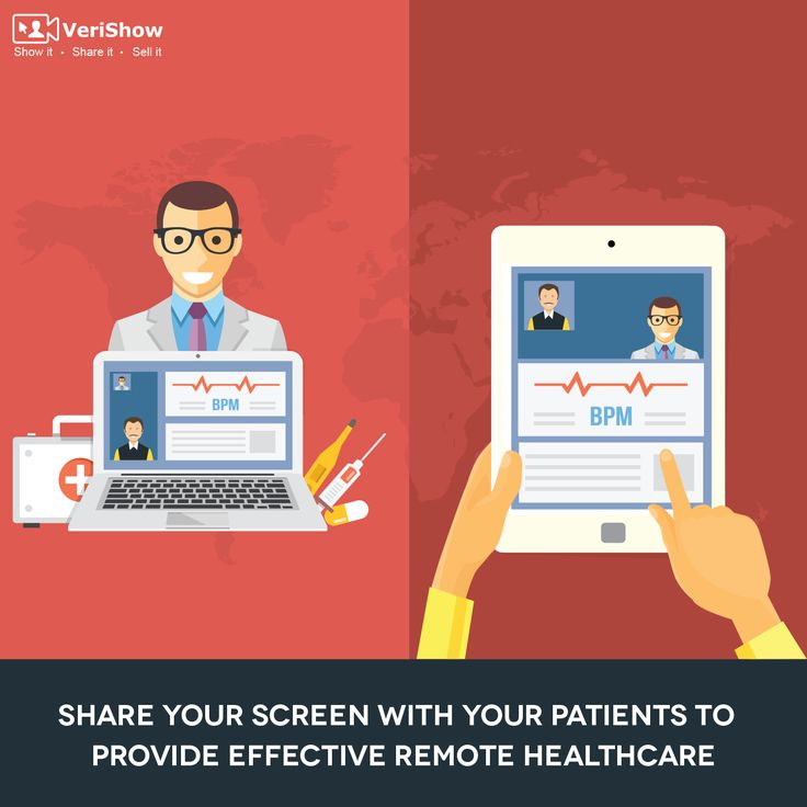 VideoChat with your patients! Why? LEARN MORE: https://www.verishow.com/healthcare/