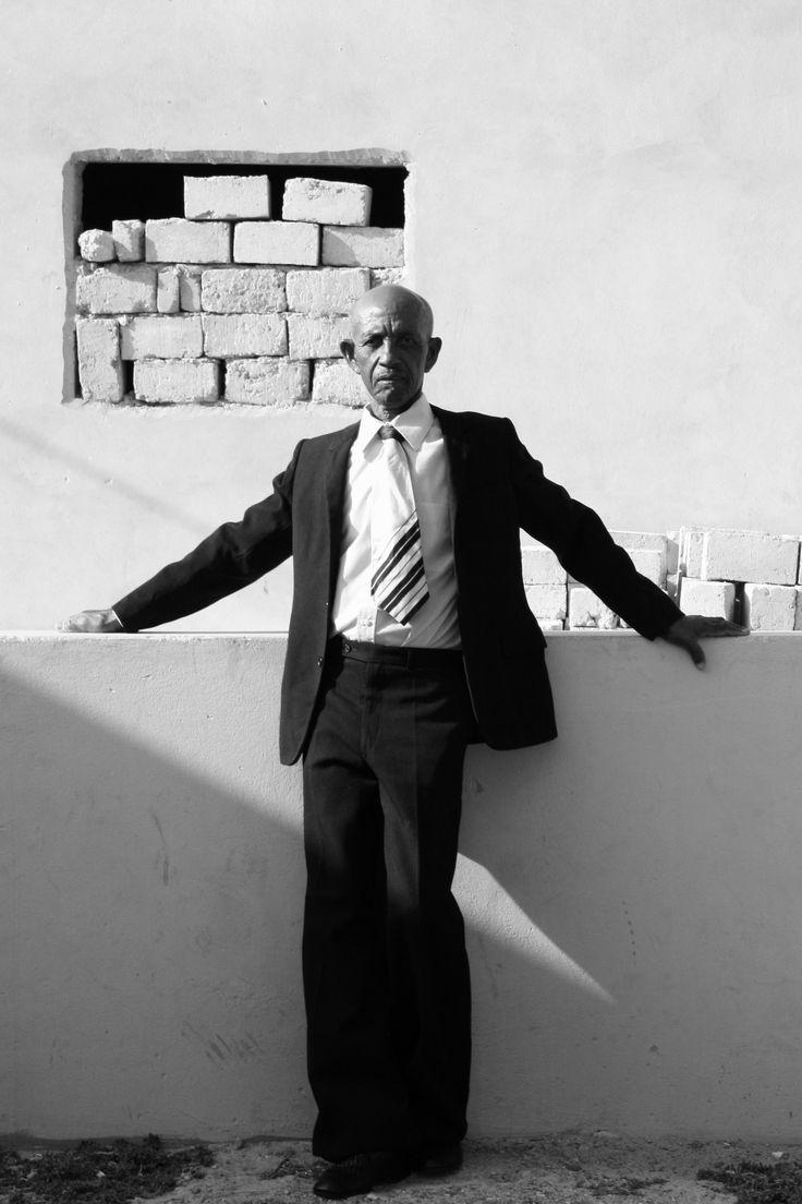 Il padre dello sposo. Fundo de Figueiras, Boa Vista - Cape Verde 7.5.2011