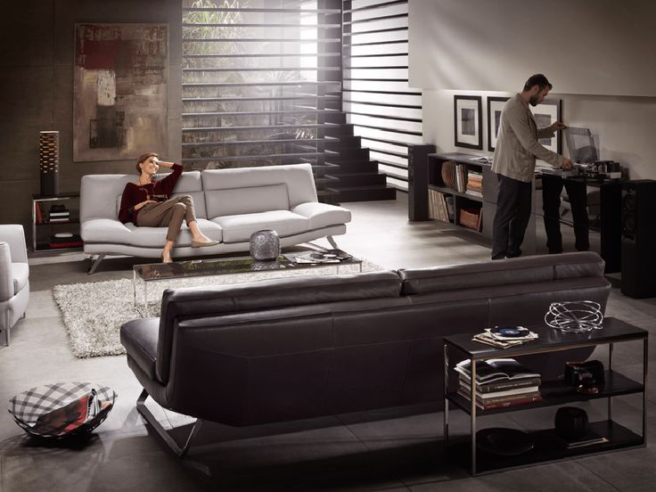 Natuzzi Italia   Respiro Sofa 40BK | Modern Italian Furniture | Furnitalia