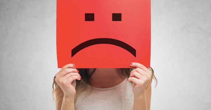10 основных привычек несчастливых людей