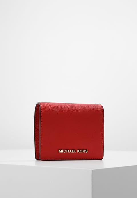 Bestill MICHAEL Michael Kors JET SET TRAVEL - Lommebok - bright red for kr 749,00 (31.07.17) med gratis frakt på Zalando.no