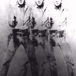 "Andy Warhol ""Triple Elvis"" - 1963"