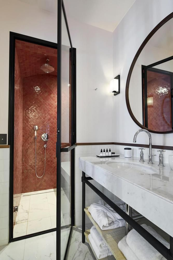 Le Roch Hotel & Spa - Wellness Suite with hammam