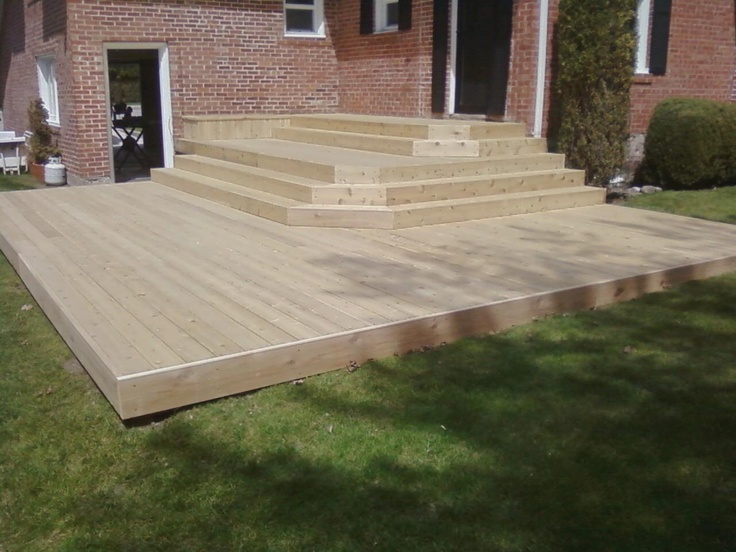 Deck Platform