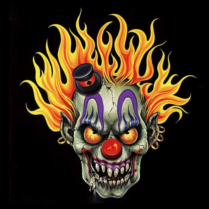 Evil Clown Skulls | EVIL CLOWN 2 Graphics Code | EVIL CLOWN 2 Comments & Pictures