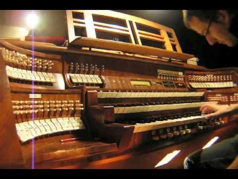 Pirates of the Caribbean Medley (on Organ) / Fluch der Karibik Medley (a...