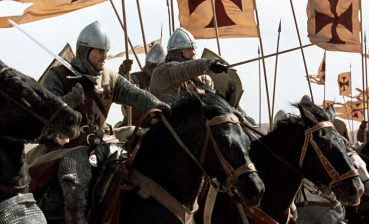 Who did what first matters.Chesterton Defends the Crusades - intellectualtakeout.org