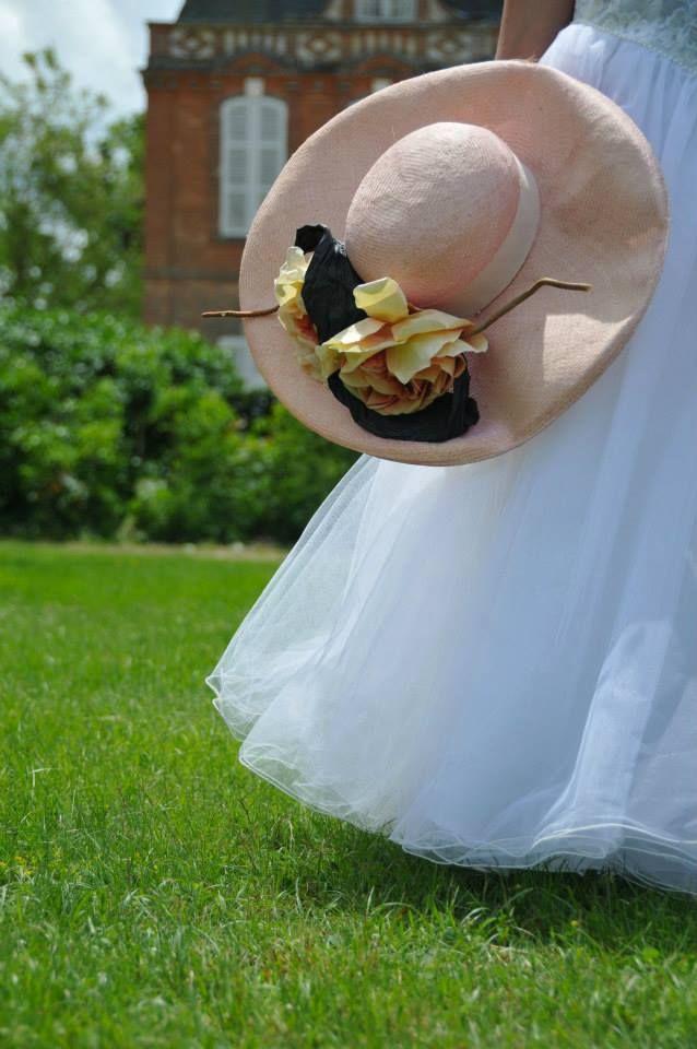Ambiance chapeau Mariage